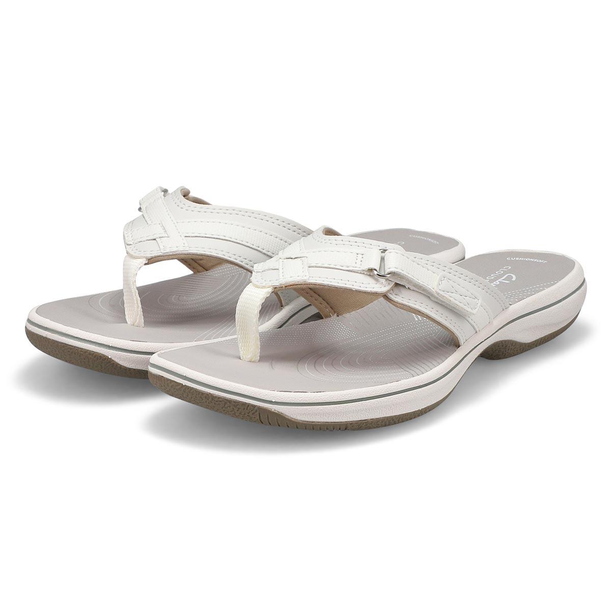 Women's Breeze Sea Thong Sandal - White
