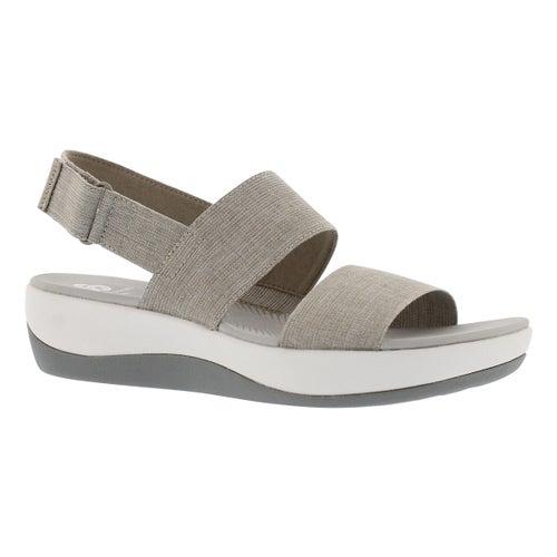 Lds Arla Jacory desert wedge sandal