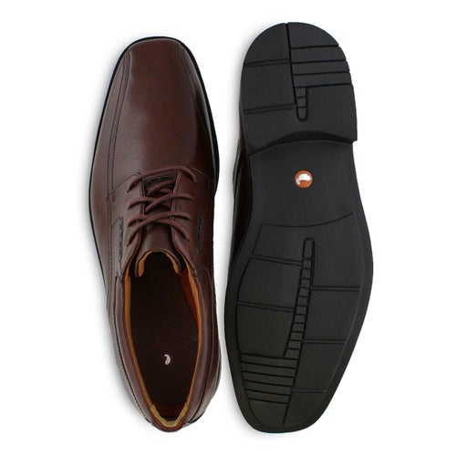 Chauss. habillée UnKenneth Way, brun,hom