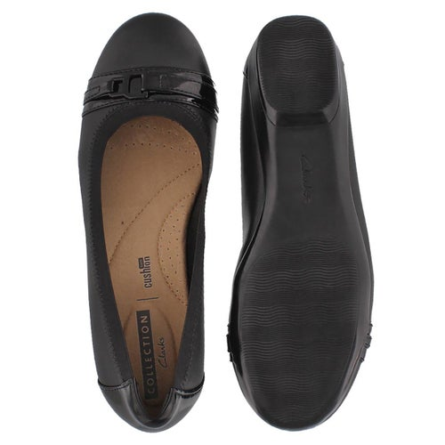 Lds Kinzie Light black flat