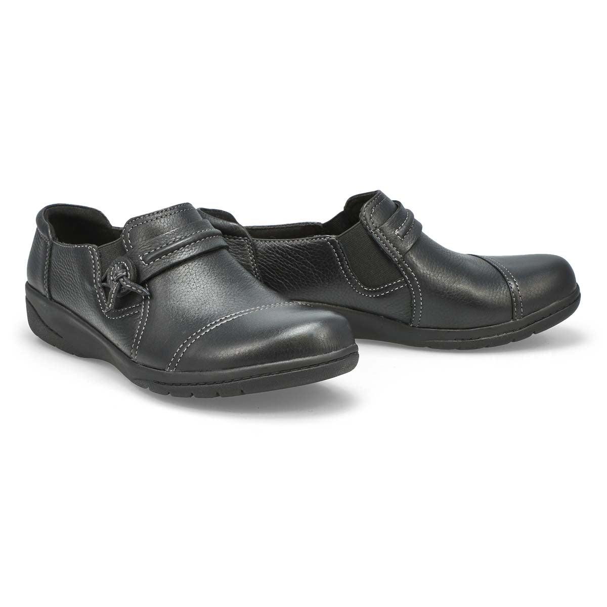 Chaussures à enfiler CHEYN MADI, noir, femmes