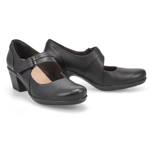 Chaussure hab. Emslie Lulin, noir, fem