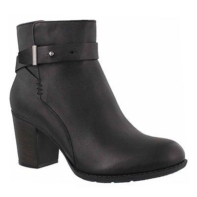 Lds Enfield Sari black dress bootie
