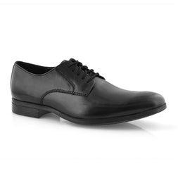 Mns Conwell Plain black dress oxford