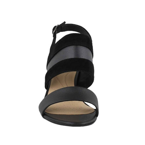 Lds Laureti Joy black dress sandal