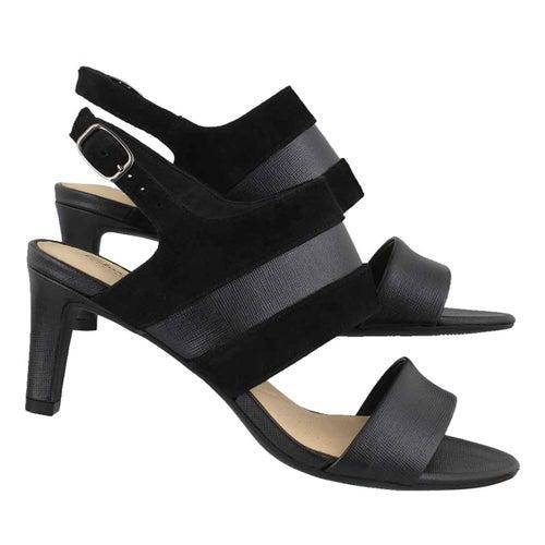 Sandale habillée Laureti Joy, noir, fem
