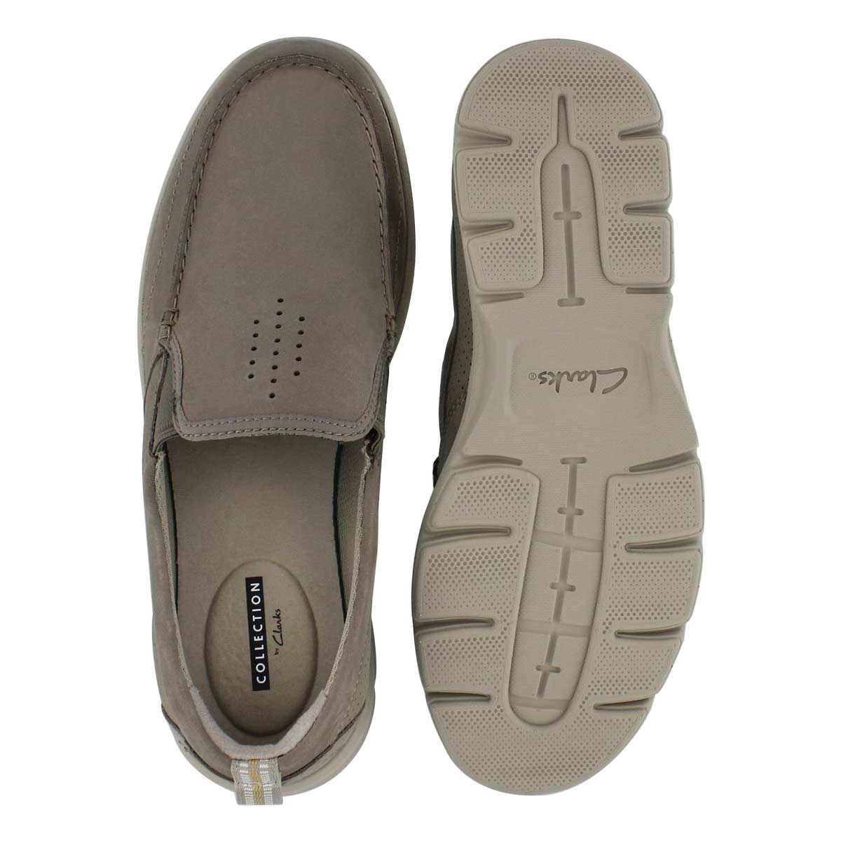 Mns Jarwin Race sage casual slip on shoe