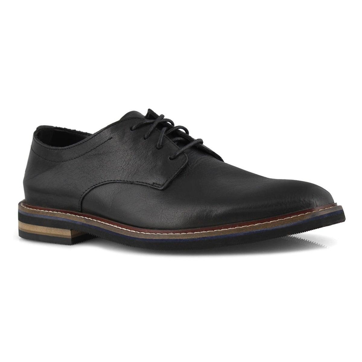Men's Dezmin Plain Dress Shoe - Black