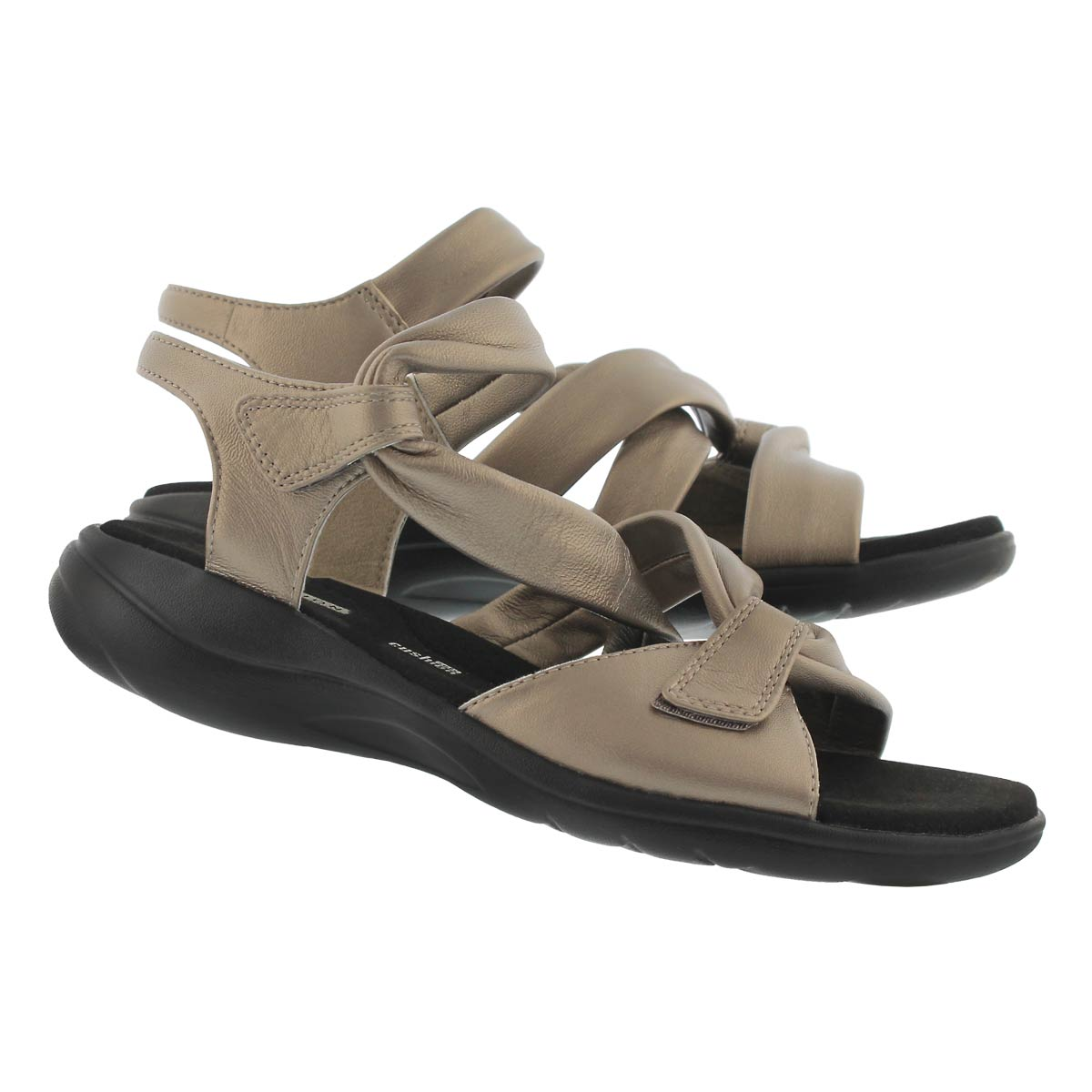 Women's Saylie Moon Casual Sandal - Pewter