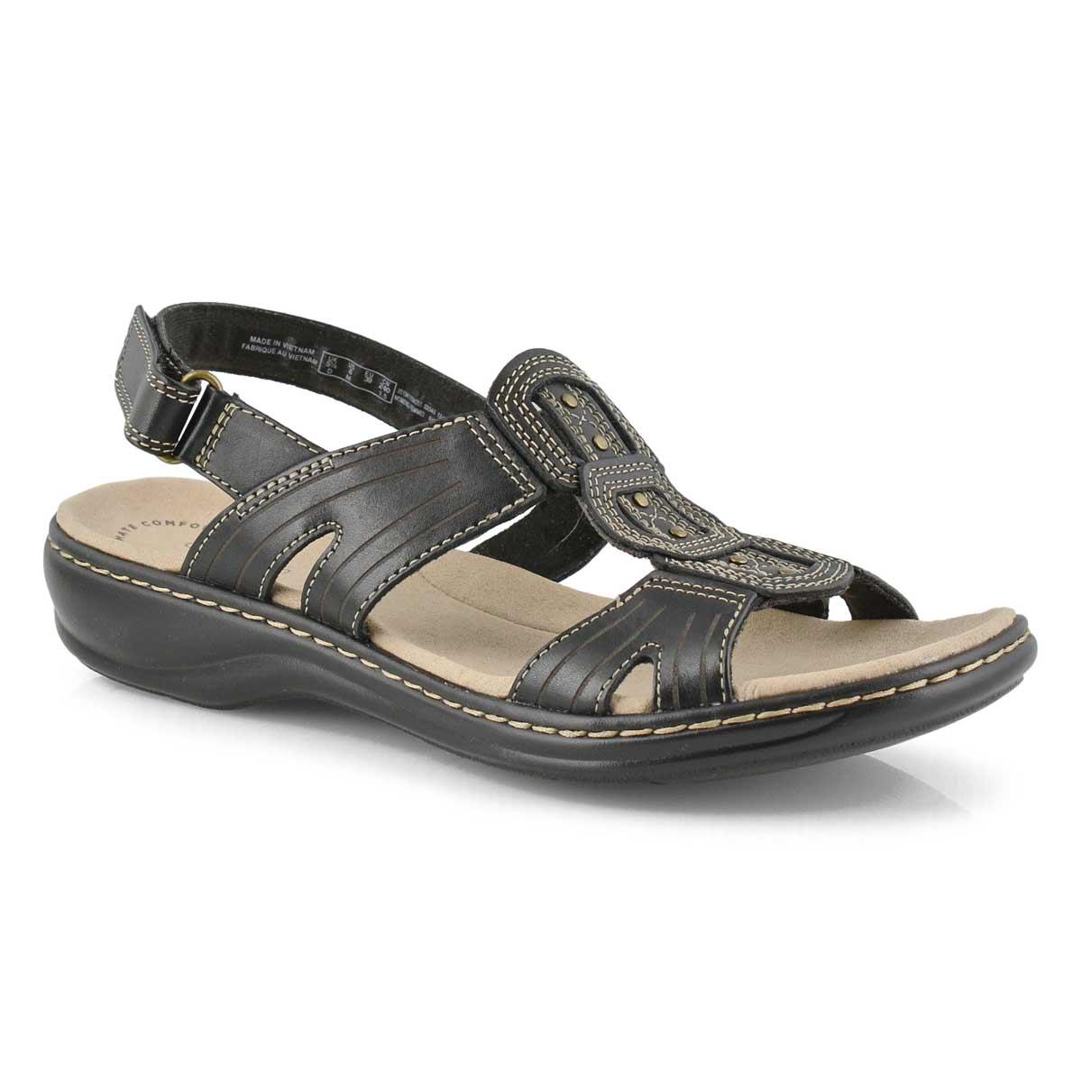 Women's Leisa Vine Casual Sandal - Black