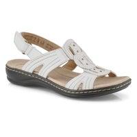 Women's Leisa Vine Casual Sandal - White