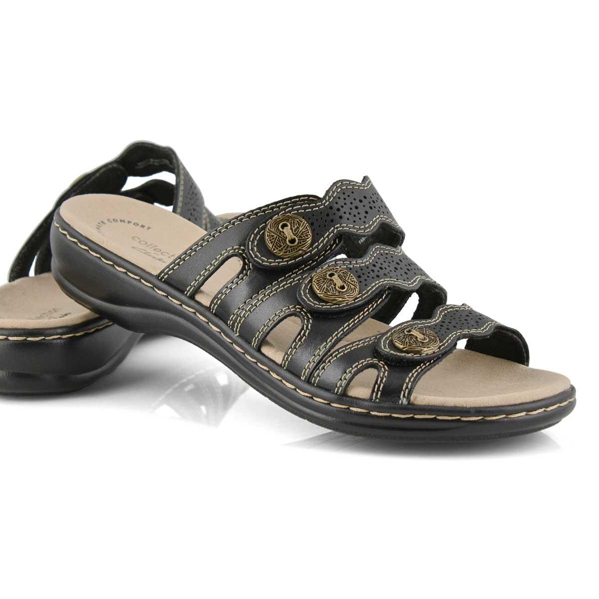 Women's Leisa Grace Casual Sandal - Black