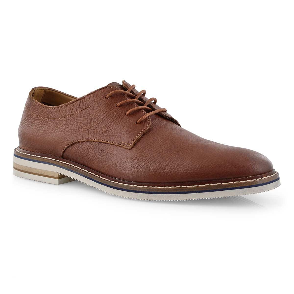Men's Dezmin Plain Dress Shoe - Brown