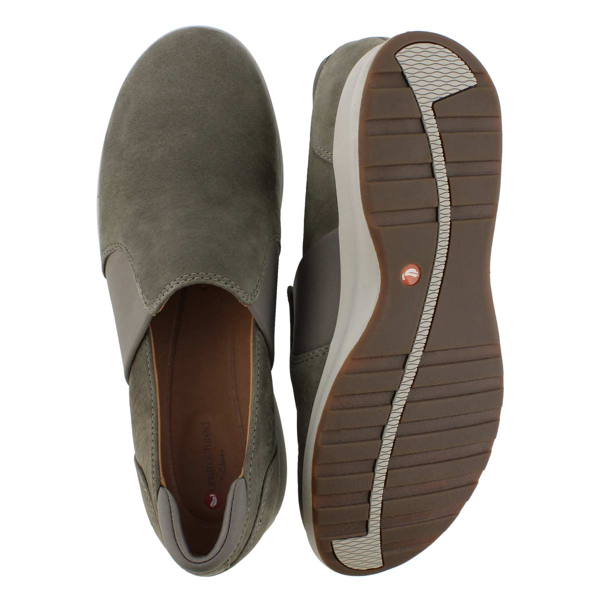 Women's Un Adorn Step Casual Shoe - Taupe
