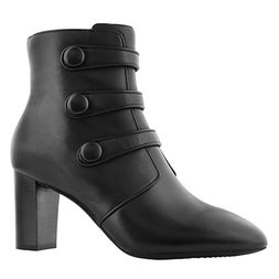 Lds Chryssa Ella black dress ankle boot