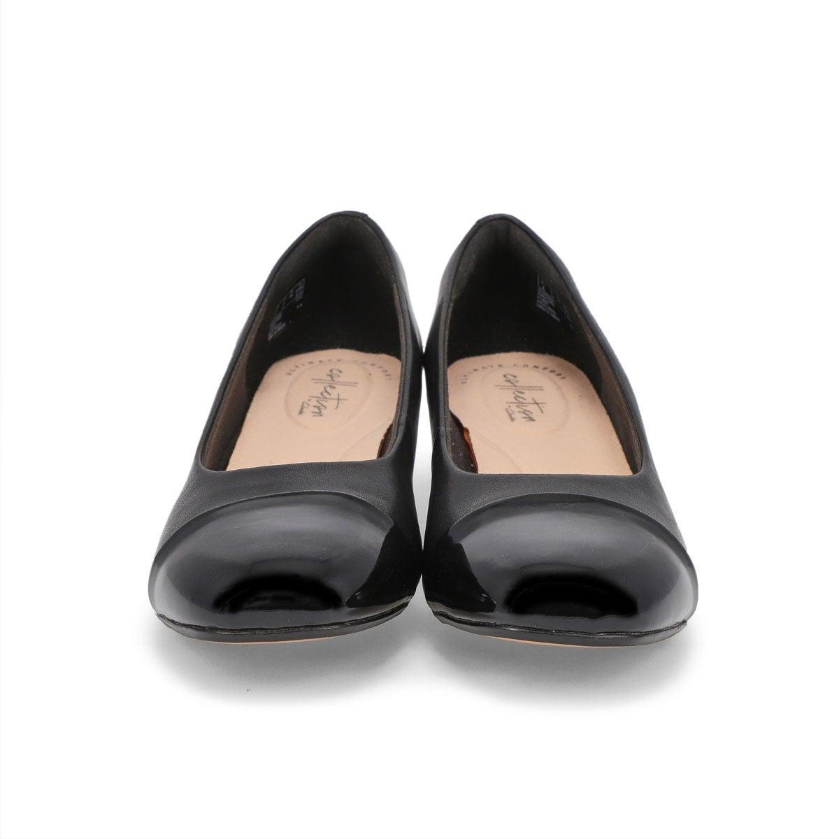 Women's Chartli Diva Dress Heel Wide - Black