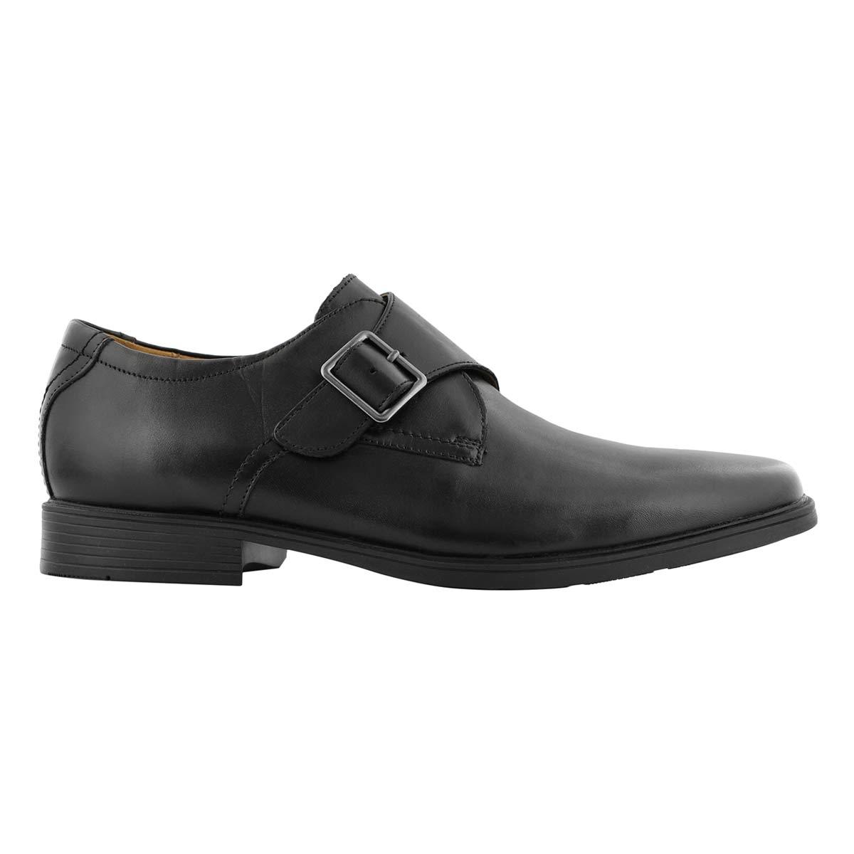 Men's TILDEN STYLE black dress oxfords