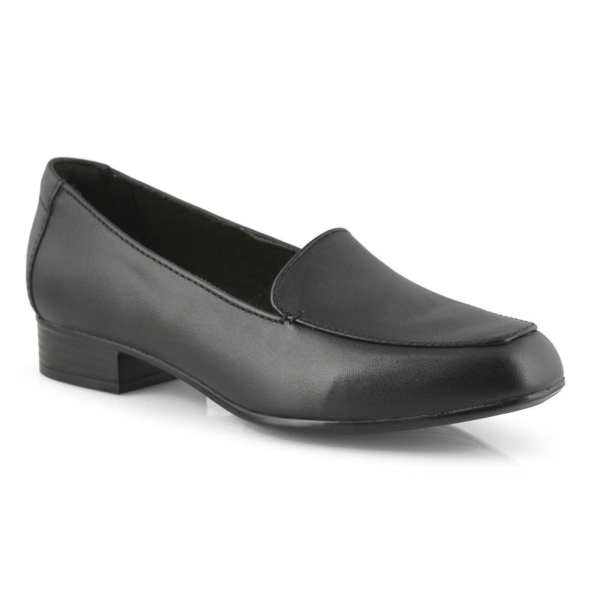 Women's Juliet Lora Dress Loafers Wide - Black