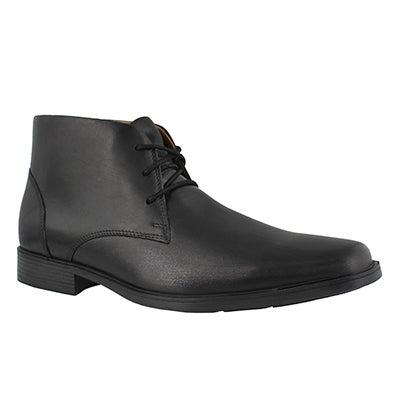 Mns Tilden Top blk wtpf dress ankle boot