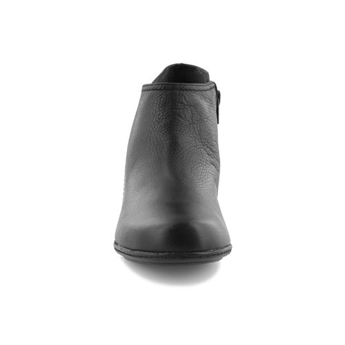 Lds Valarie2Ashly black casual bootie