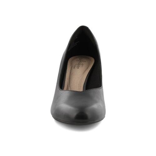 Lds Dancer Nolin black dress heel