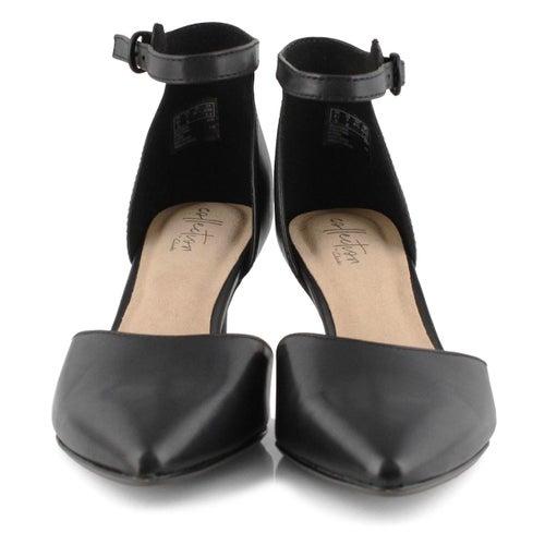 Lds Linvale Edyth black dress heel