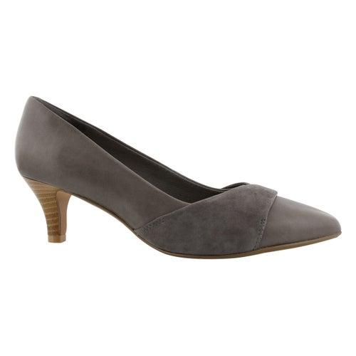 Lds Linvale Vena grey dress heel