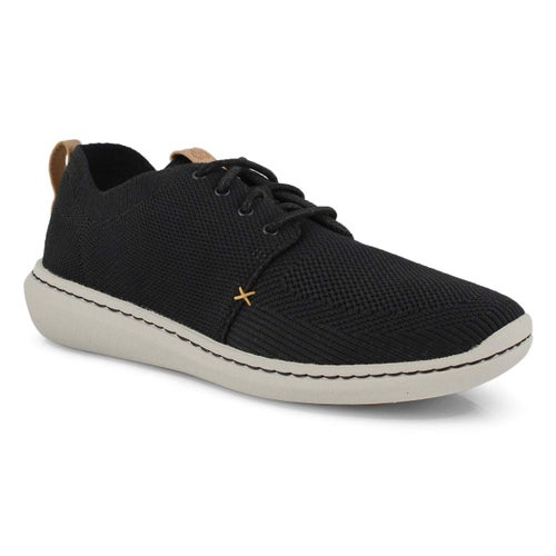 Mns Step Urban Mix black casual shoe
