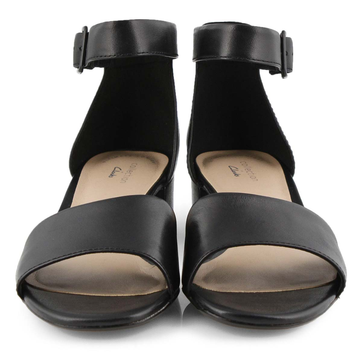 Women's Elisa Dedra Dress Sandal - Black