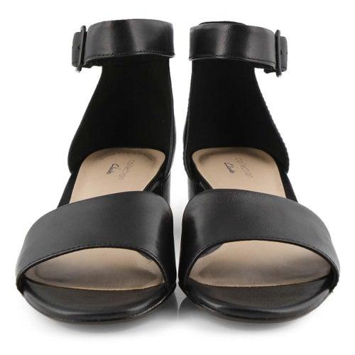 Lds Elisa Dedra black dress sandal