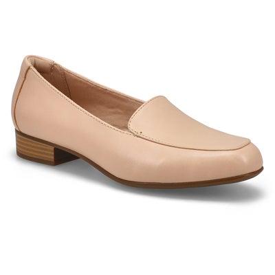 Lds Juliet Lora blush dress loafer-wide