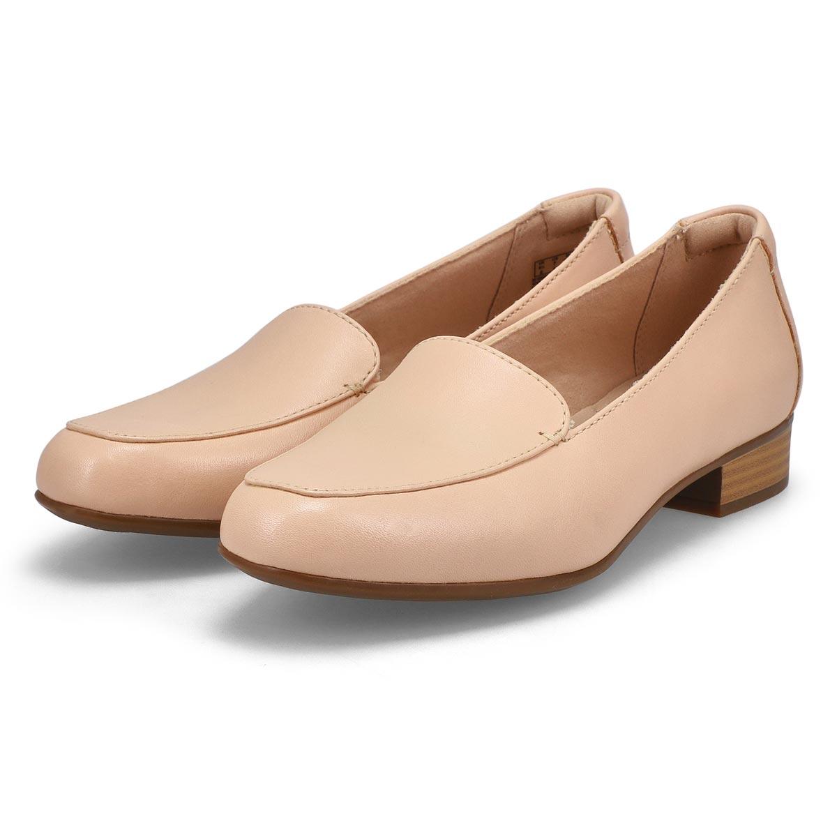 Women's Juliet Lora Dress Loafers Wide - Blush