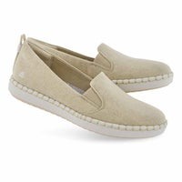 Women's Step Glow Slip Casual Loafer - Soft Gold