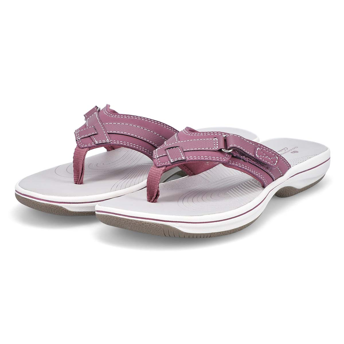 Women's Breeze Sea Thong Sandal -Purple