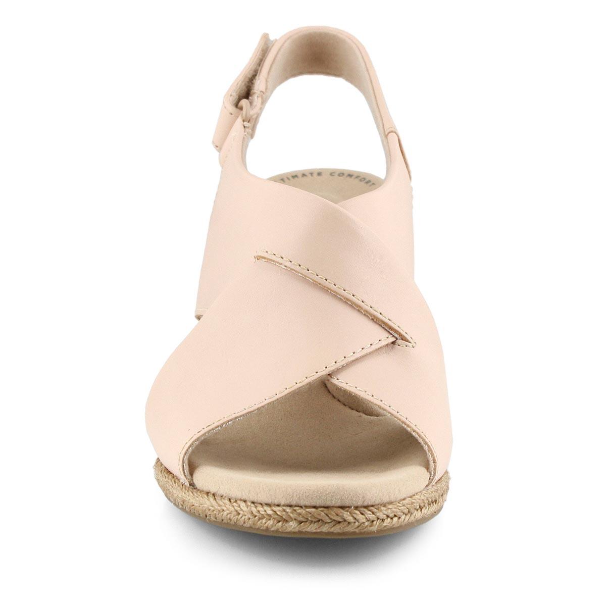 Lds Lafley Alaine blush wedge sandal