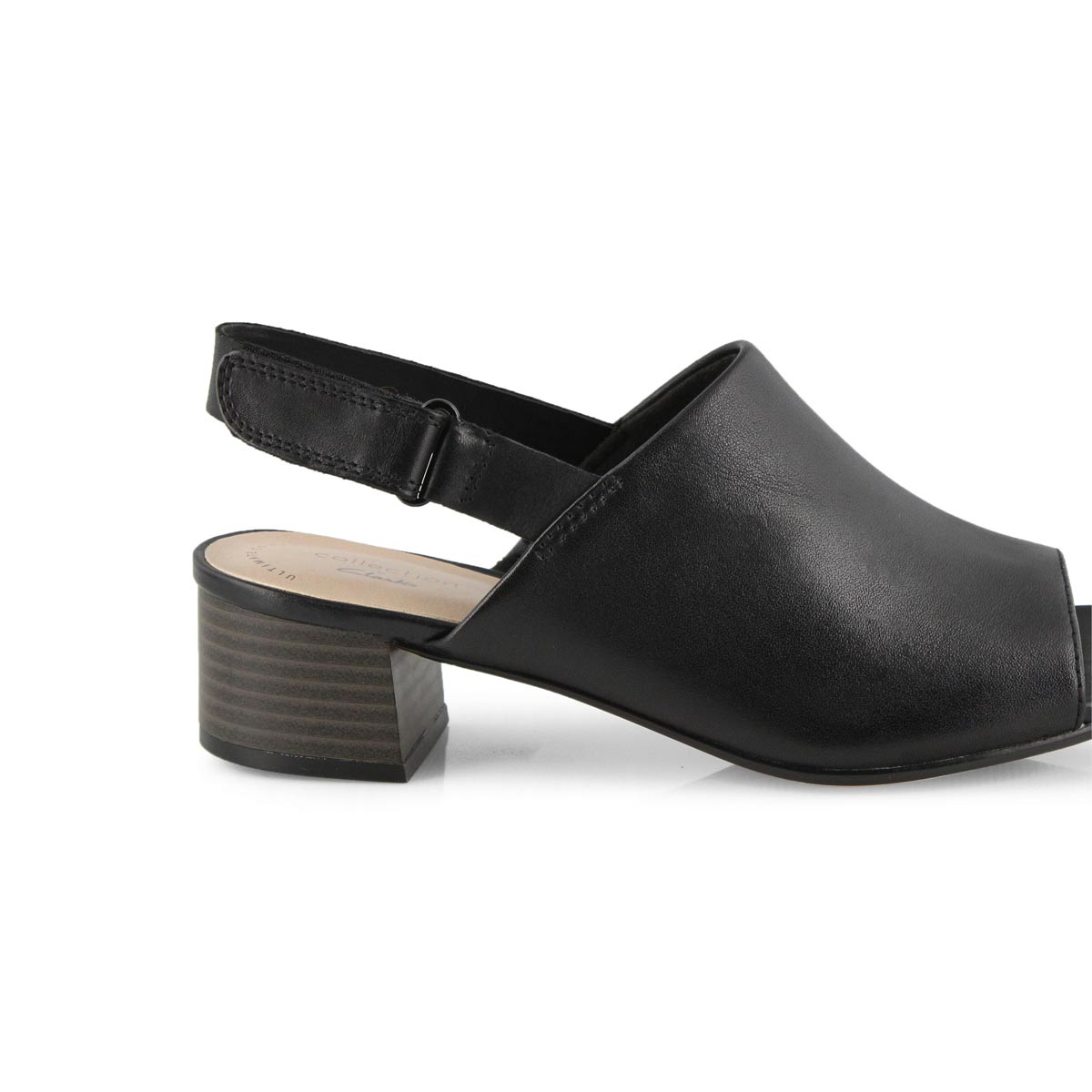 Women's Elisa Lyndsey Dress Sandal - Black