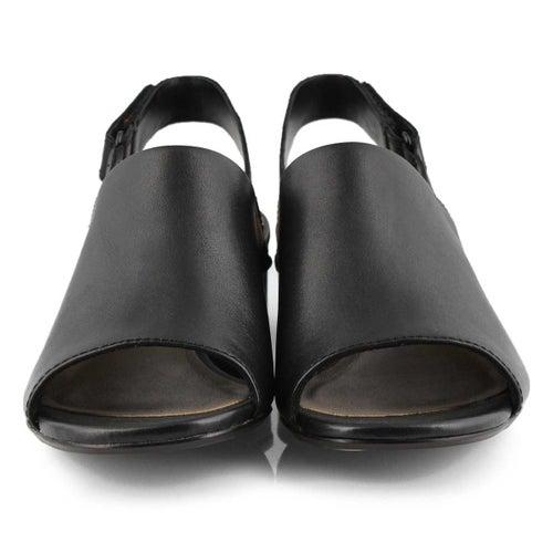 Lds Elisa Lyndsey black dress sandal