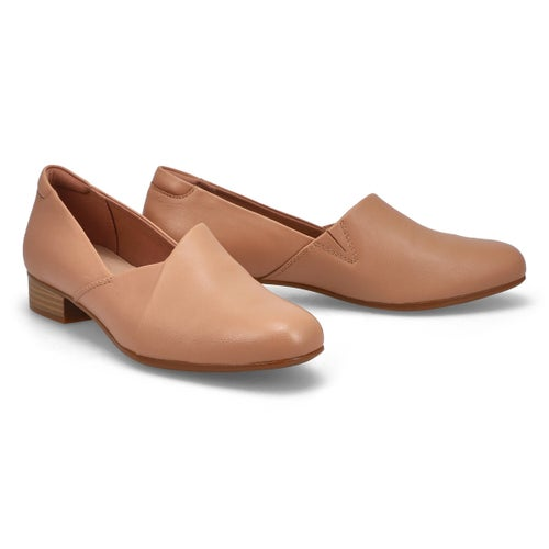 Lds Juliet Palm praline dress heel