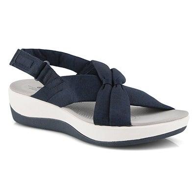 Sandale déc Arla Belle, mrn, fem.