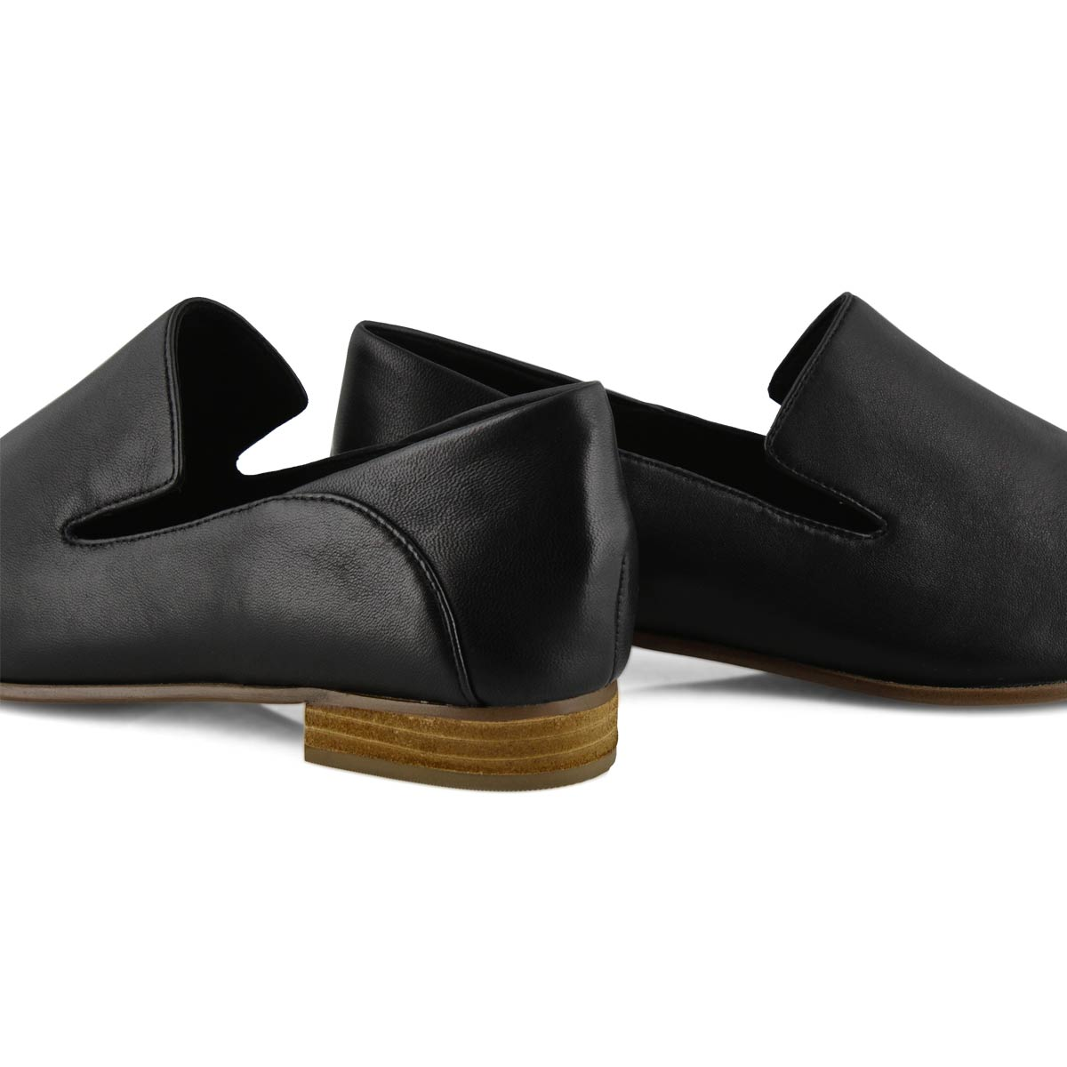Women's Pure Viola Dress Flat - Black