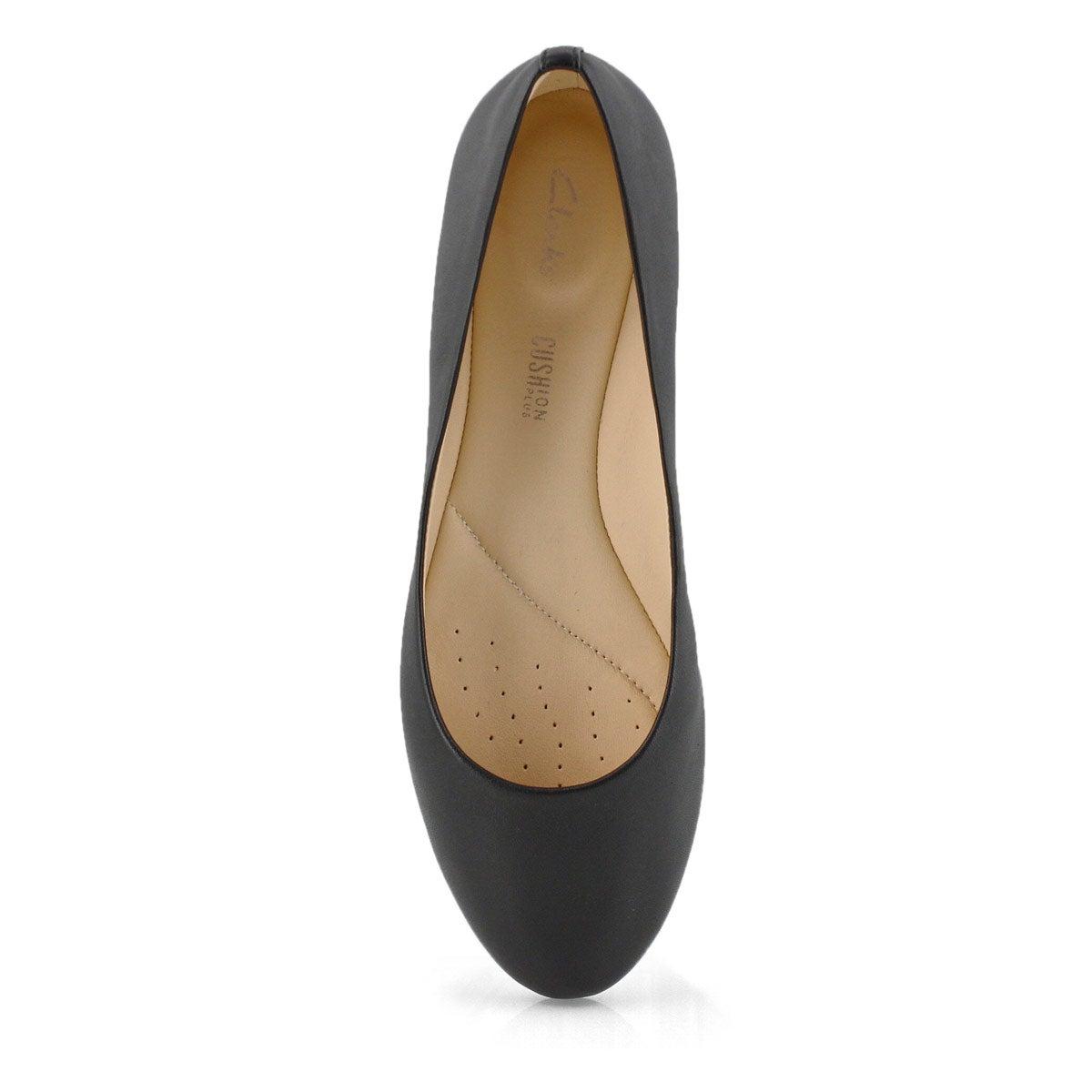Women's Grace Piper Casual Flat - Black