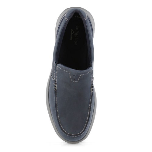 Mns Cotrell Easy navy slip on loafer