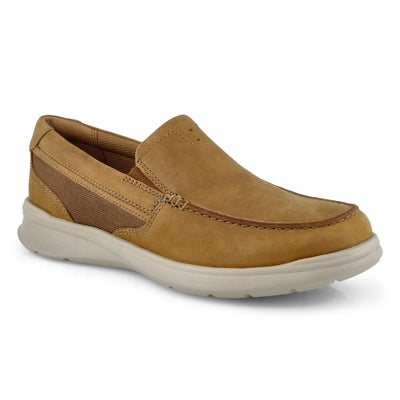 Mns Cotrell Easy tan slip on loafer