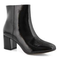 Women's CHANTELLE STONE black dress bootie
