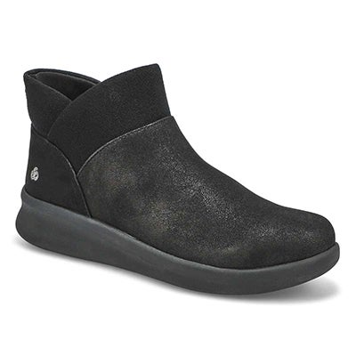 Women's SILLIAN 2.0 DUSK black slip on boots