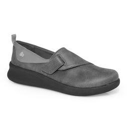 Lds Sillian 2.0 Ease grey slip on shoe
