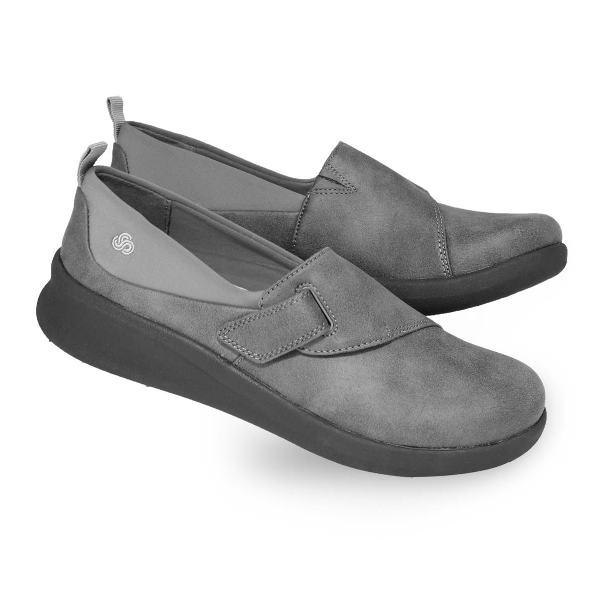 Women's SILLIAN 2.0 EASE  grey slip on shoes