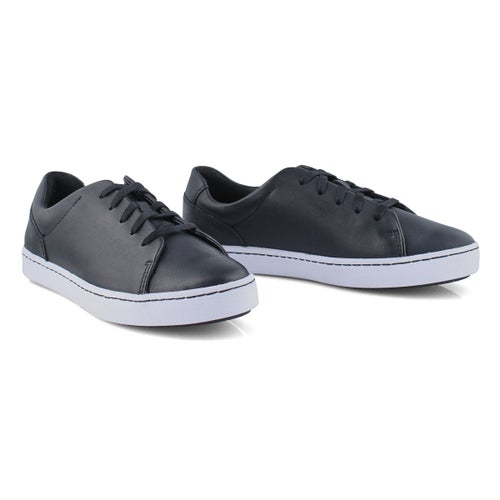 Lds Pawley Springs black lace up shoe