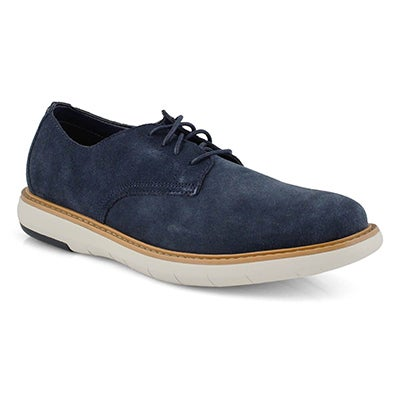 Mns Draper Lace navy casual oxford