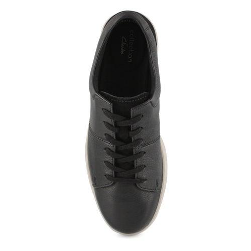 Mns Kitna Vibe black casual oxford